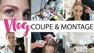 vlog 78 coiffeur teinture de sourcils et annonce meet up
