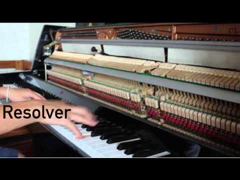RESOLVER | Ryo Yoshimata (Piano Cover by Wujeh Evan Kim)