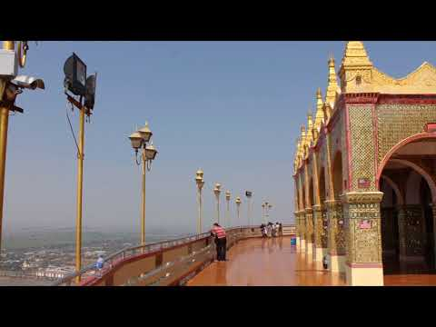 Mandalay Hill (Slideshow) / မန္တလေးတောင်