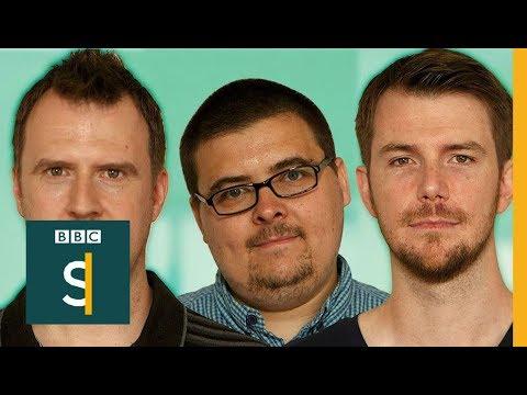 Postnatal depression in men - BBC Stories