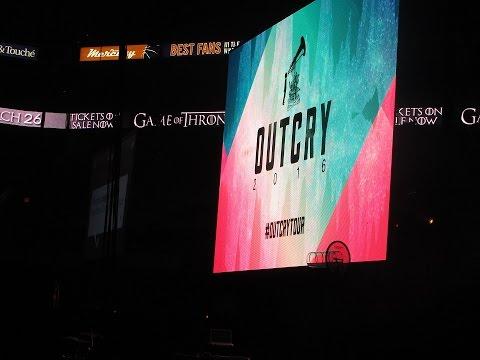 Outcry Tour 2016|Kari Jobe, Hillsong, Elevation Worship, Rend Collective, Urban Rescue...