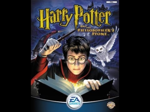 Harry Potter and the Philosopher's Stone [Game Movie]
