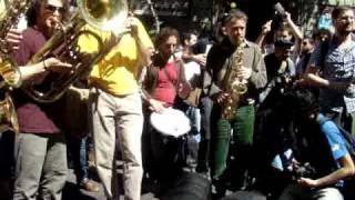 MARCHA DEL NO AL SILENCIO MUSICAL. SI AL VIVO! 4 de Octubre del 2010  - Buenos Aires,  Argentina