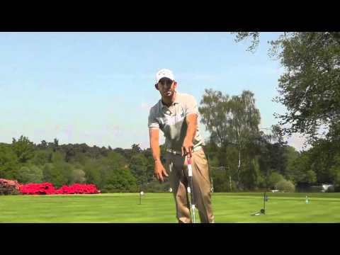 Golf Tips: Hole more putts with Pablo Larrazábal