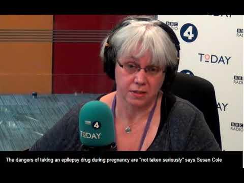 Susan Cole interview BBC Radio 4 22/09/17 #valproate #FACSaware