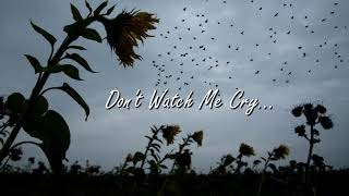 Ondi Vil - Don't Watch Me Cry ft  Fig l 1 - HOUR l