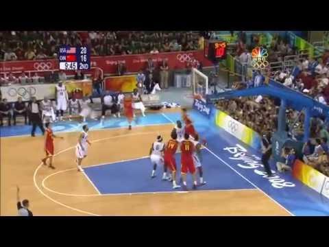 Basketball_USA vs China _ 2008 Beijing Olympics Basketball