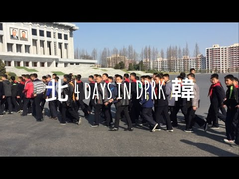 #WhereisK3 Travel Vlog | NORTH KOREA | 4 Days in PYONGYANG (The 28th PY Marathon) 平壤馬拉松 (04.2017)
