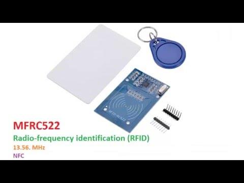 MF522 RFID Write data to a tag.