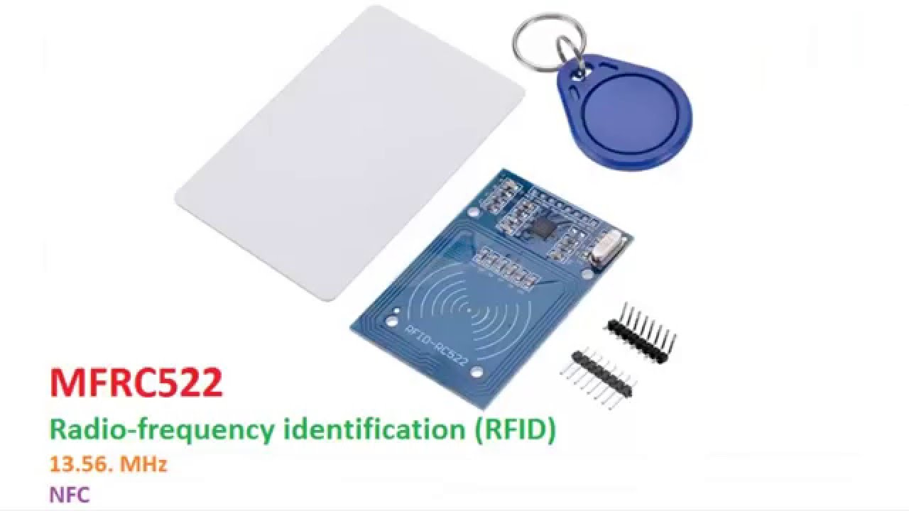 MF522 RFID Write data to a tag