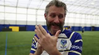 TRY: Physical Disability Rugby League