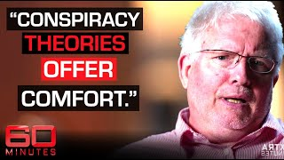 How do regular people fall into believing conspiracy theories? | 60 Minutes Australia