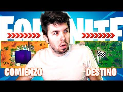 **TEMPORADA 6** HACIA DONDE SE MUEVE EL CUBO!? FORTNITE: Battle Royale