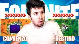 Video de **TEMPORADA 6** HACIA DONDE SE MUEVE EL CUBO!? FORTNITE: Battle Royale