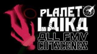 Planet Laika /プラネットライカ [All FMV Scenes / 1080p Upscaled]