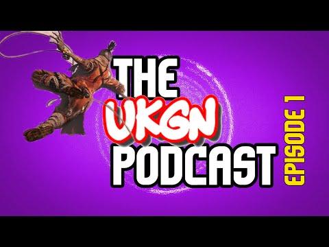 The UKGN Podcast – Episode 1 – 4th April 2019