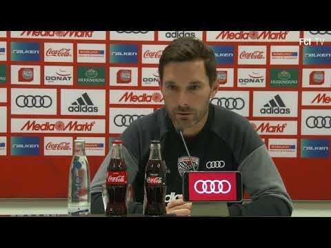 FCI.TV: Die Pressekonferenz vor dem Spiel gegen StPauli