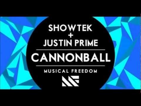 Showtek & Justin Prime  Cannonball Original Mix HQ