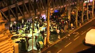 Paris Clashes: Muslim Migrant Mobs Violently Riot under Paris Metro