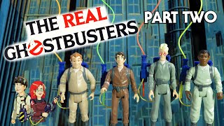 The Real Ghostbusters: Vintage Toy Review Part 2/2