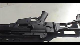 sl8 hk g36 conversion 223 rifle test firing
