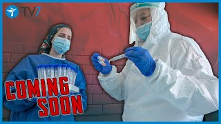 Coming soon.. Israel's battle against the Coronavirus - Jerusalem Studio 543 Trailer