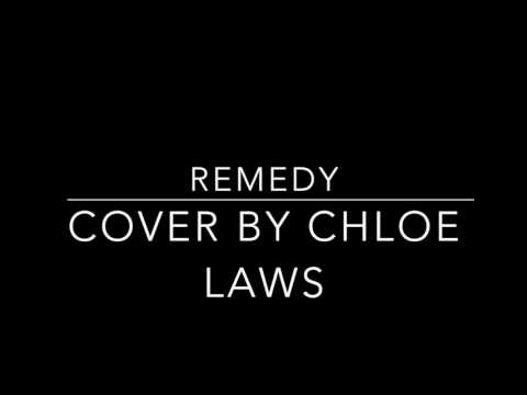 Remedy, Adele - Cover by Chloe Laws