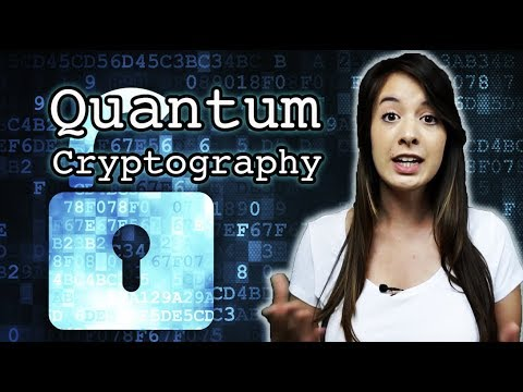 Quantum Cryptography in 6 Minutes