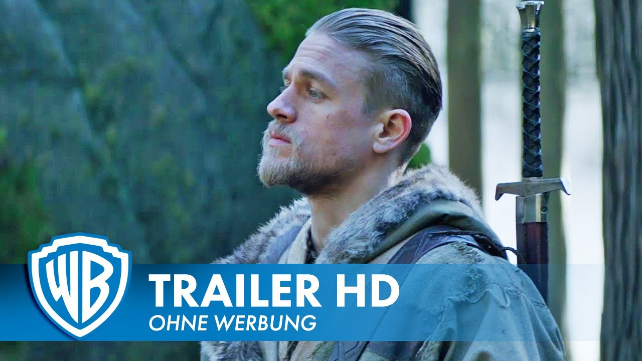 King Arthur Legend Of The Sword Trailer 4 Deutsch Hd German 2017