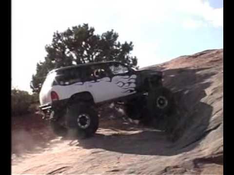 Rocky Mountain Extreme Friends wheelin in Moab2009 8