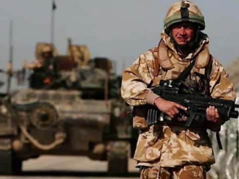 British Military Tribute - Far away