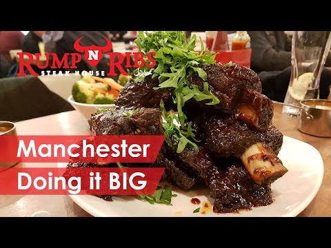 The TOP HALAL FOOD Spots In Manchester (Part 1)