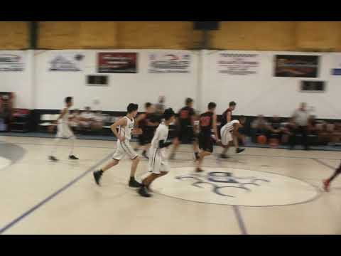Inverness Christian Academy JV Boy's Basketball vs Oldsmar