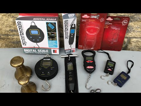Digital Fishing Scale - Which Are The Best? Tackle Review