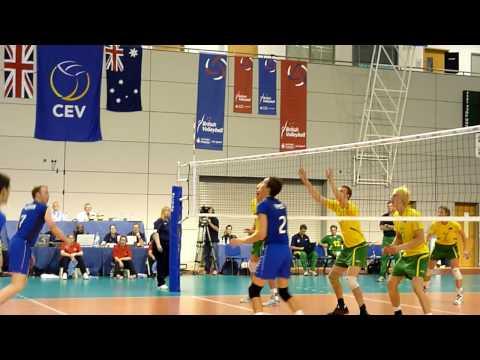 GB vs Australia Block Highlight