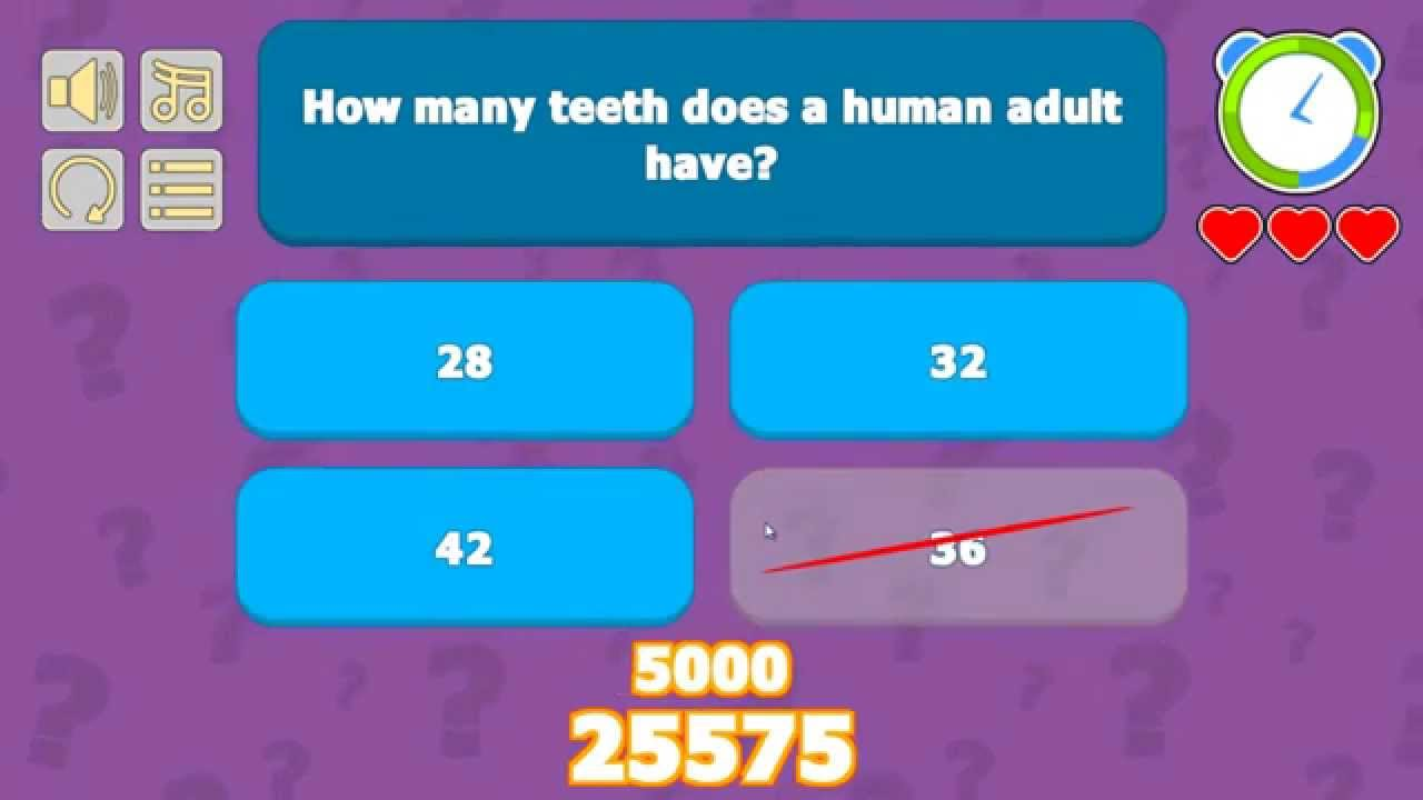 video games surveys trivia quiz game youtube 1121