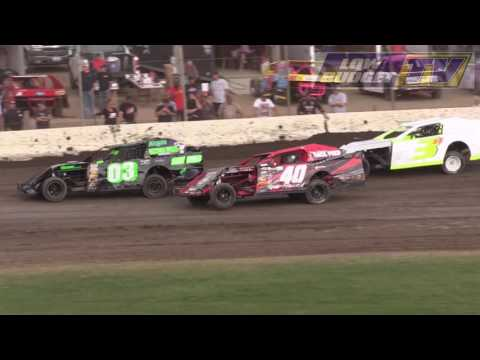 Mike Cecil Memorial 2016 Heats - Ocean Speedway