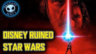 How Disney ruined STAR WARS with THE LAST JEDI (Spoiler Discussion)
