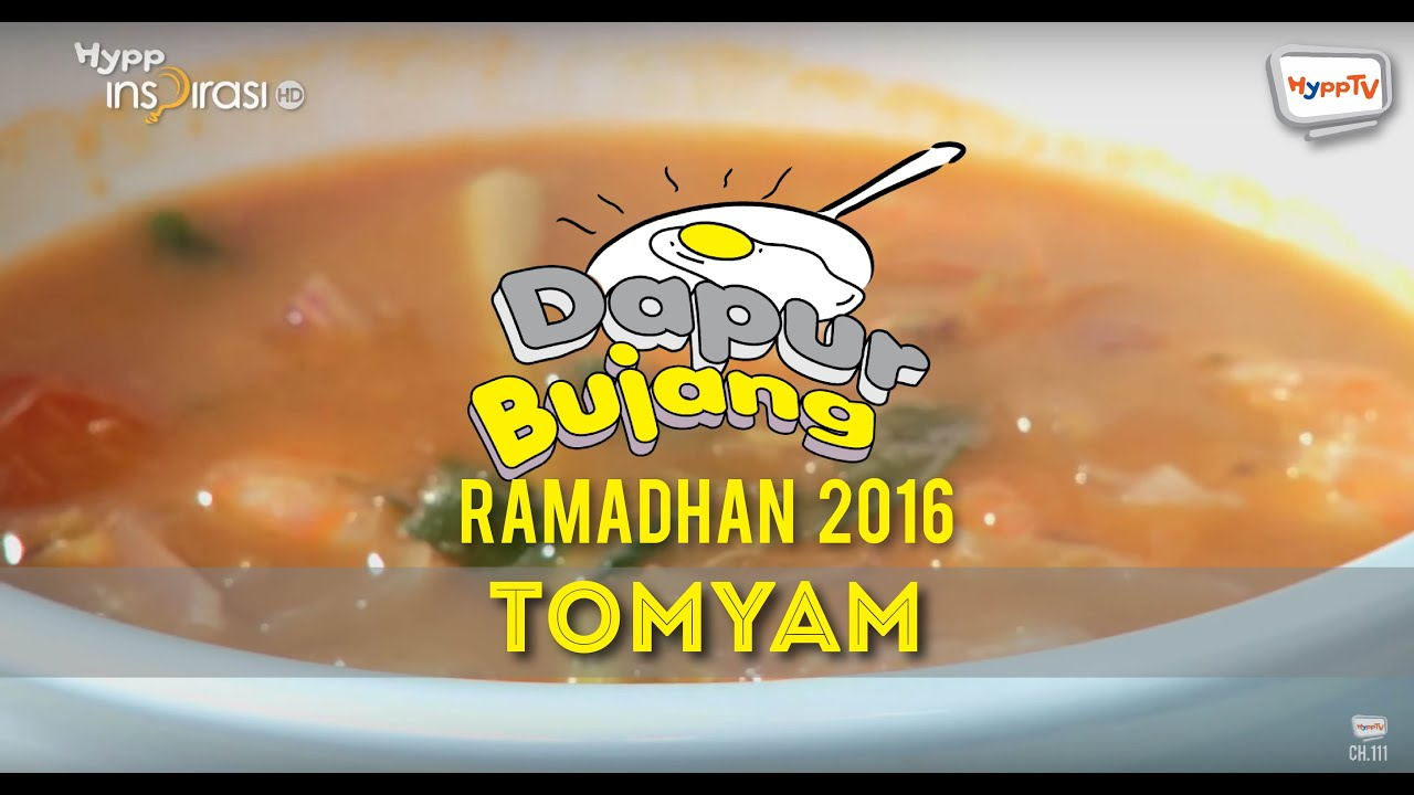 Dapurbujang Ramadan 2016 Tomyam