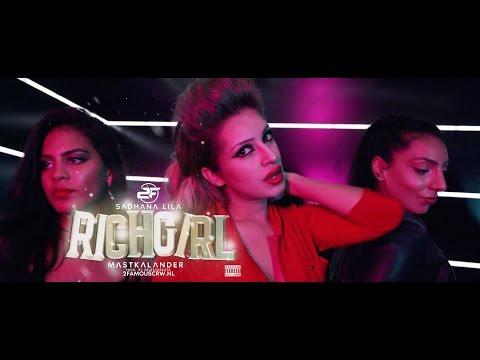 RICH GIRL (MASTKLNDR) ★ SADHANA LILA | PROD.BY SLCTBTS | 2FAMOUSCRW | 4K ★