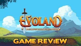 Evoland - Game Review