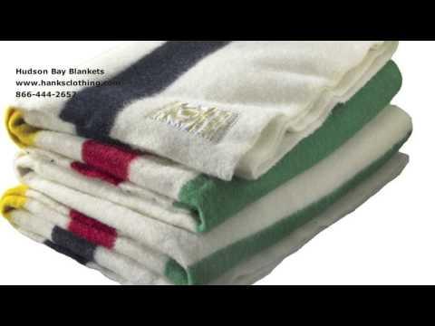 Hudson Bay Blankets - Authentic Hudson's Bay Blanket
