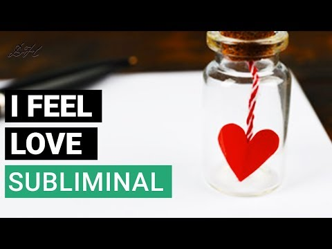 I Feel Love - Subliminal Affirmations For Self Love #2 | Affirmations & Law of Attraction