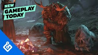 New Gameplay Today – Diablo IV's Druid