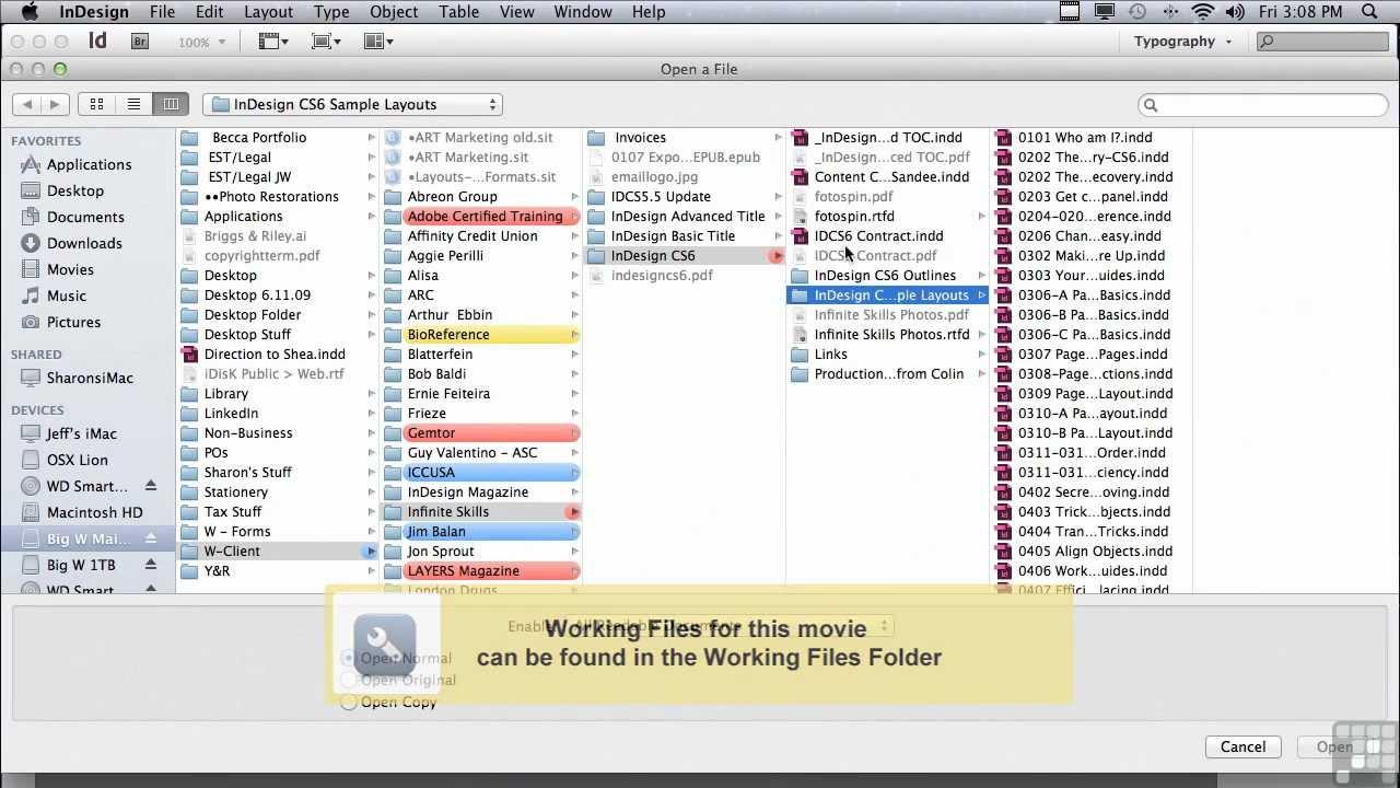 Adobe indesign cs6 tutorial pdf free download