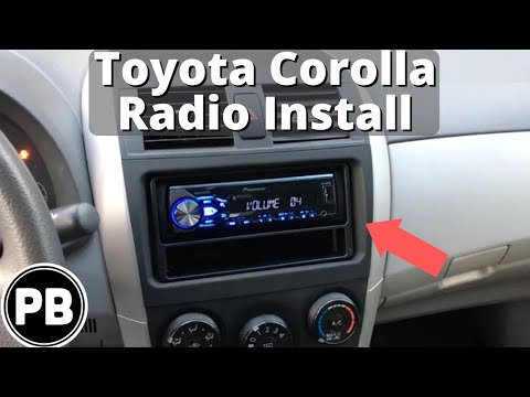 Car stereo with bluetooth and cd player