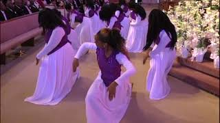 Resurrection Sunday Service Dont Cry Diamonds Praise Dance Co  Disciples of Mime
