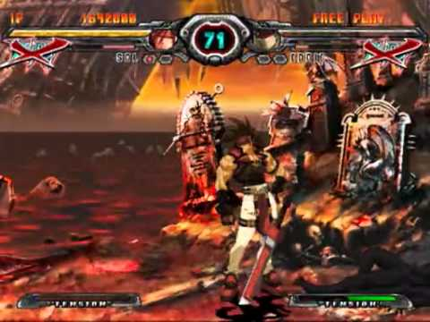 [TAS] Guilty Gear XX Accent Core - Sol
