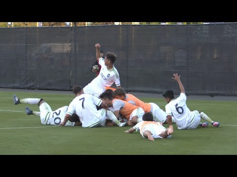 Highlights: Seattle Sounders FC U-18s vs Crossfire Premier | USSDA Playoffs