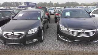 Opel Insignia, Corsa, Zafira, Meriva, Antara в Германии #8 Цены в Описание!